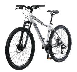 "Schwinn Aluminum 27.5"" Comp Men's Mountain Bike Silver Cycli"