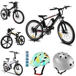 Aluminum Alloy Frame Mountain Bike/Protective Safety Helmet