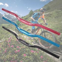 Aluminum fiber handbar mountain bike bicycle stem flat handl