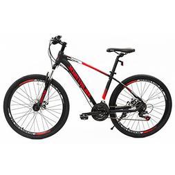 aluminum mountain bike 26 hybrid