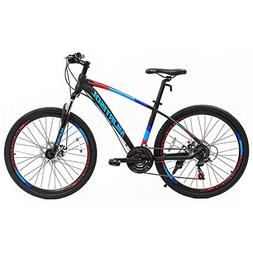 Murtisol Aluminum Mountain Bike 26'' Hybrid Bicycle with