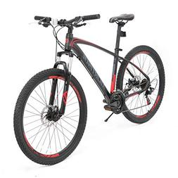 Murtisol Aluminum Mountain Bike 27.5'' Hybrid Bicycle wi