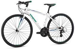 Mongoose Artery Sport Gravel Road Bike 700c Wheel, White, 20