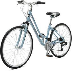 Retrospec Critical Cycles Women's Barron Hybrid 21 Speed Bik
