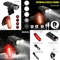 Best Mountain Bike Lights For Night Riding,1000 Lumens Headl