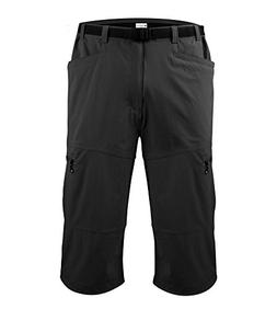 Mens Bicycle Commuter Pedal Pusher Capris
