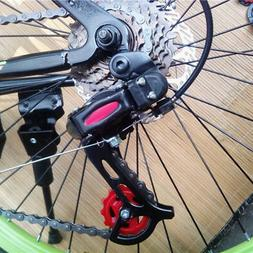 Bicycle Derailleur Rear  6/7 Speed Transmission Dialing Moun