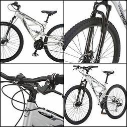 Bicycle Mongoose Impasse Dual Full Aluminum Suspension Bicyc
