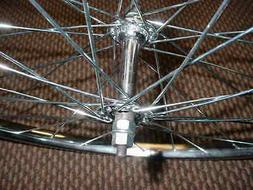 BICYCLE WHEEL FOR SCHWINN VARSITY BICYCLES OTHERS 26 X 1 3/8