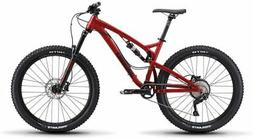 bicycles release full suspension mountain bike
