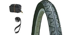 Bundle Kenda Big City Slick Blackwall Tire with Tube and Rim