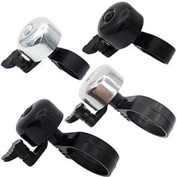 ARTHEALTH Bike Bell Aluminum Alloy Bicycle Bell Loud Sound H