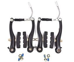 Bike Brakes Mountain Bike V Brakes Set Replacement Fit for M