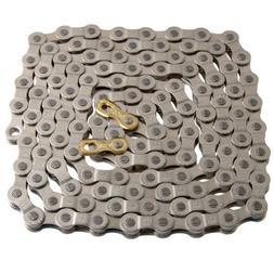 SRAM PC 991 Bike Chain - 9 Speed Gold, HollowPin, 114 Links