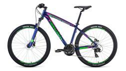 "Bike Forward Next 27,5 3.0 disc 2020 size 15"" purple/green"