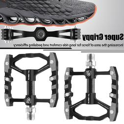 Bike Pedals Road Bike MTB Carbon High Speed Sealed Bearings