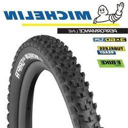 """Michelin Bike Tyre - Wild Grip'R 2 - 26"""" x 2.25"""" - Foldable"""