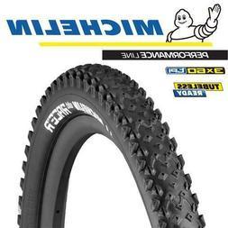 """Michelin Bike Tyre - Wild Racer'R 2 - 26"""" x 2.1"""" - Foldable"""