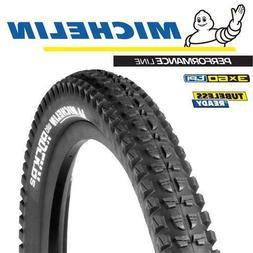 """Michelin Bike Tyre - Wild Rock'R - 26"""" x 2.25"""" - Foldable -"""
