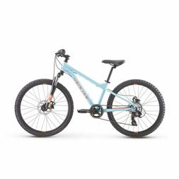 Raleigh Bikes Tokul 24 Kids Mountain Bike For Boys  Girls Yo