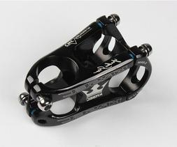 Black KRSEC Aluminum 0°31.8*50mm Mountain Road MTB Bike han