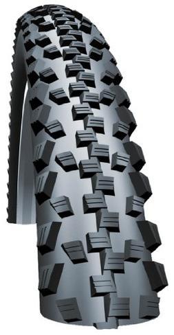 SCHWALBE Black Jack Active Line Tire, 26x2.1-Inch