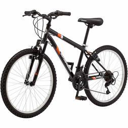 Boys Mountain Bike 24 Roadmaster Granite Peak 24 Inches , Bl