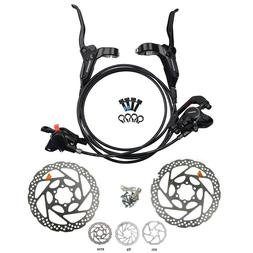 Shimano BR-BL-M315 MTB Hydraulic Disc Brakes Set Pre-Filled