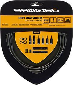 Jagwire Pro Brake Cable Kit Mountain SRAM/Shimano Black