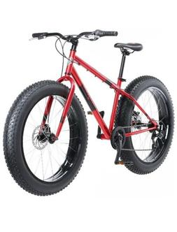 """Brand New Mongoose  26"""" 7 Speed Dolomite Fat Tire Mountain"""