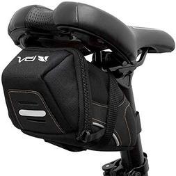 BV Bicycle Black Medium Y-Series Seat Strap-On Saddle Bike B