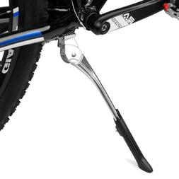 BV Cycling Kickstand for Bicycles 24 - 29, Spring-Loaded Lat