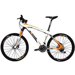 carbon fiber mountain bike hardtail