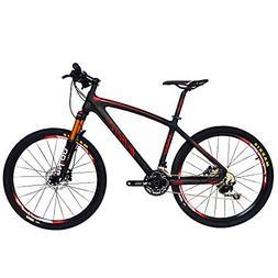 BEIOU Carbon Fiber Mountain Bike Hardtail MTB 10.65 kg Shima