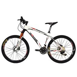 BEIOU Carbon Fiber Mountain Bike Hardtail MTB Shimano M610 D