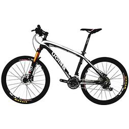 BEIOU Carbon Fiber Mountain Bike Hardtail MTB Shimano M610 D