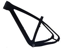 """Carbon Matt 29er MTB Mountain Bike Frame  19"""""""