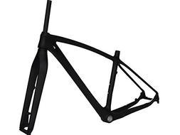 Flyxii Full Carbon Matt 29ER MTB Mountain Bike Frame BB30 17