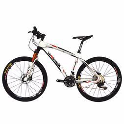 BEIOU Carbon Mountain Bike Hardtail MTB SHIMANO M610 DEORE 3