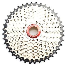 9 Speed Cassette 11-40T MTB Cassette 9 Speed Fit for Mountai
