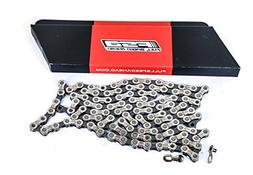 1 QTY FSA CN-906 9 Speed Road / MTB Bike Chain 114L 360-5005