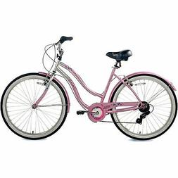Comfort Bikes For Women Beach Cruiser Mountain Road BIcycle