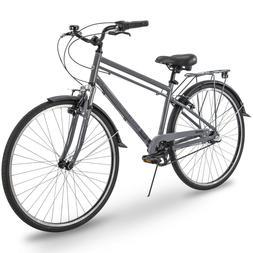 Royce Union Commuter Bikes Mens  RMX 700c Aluminum, Gray NEW