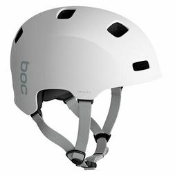 POC Crane Mountain Bike Helmet Hydrogen White XS/S