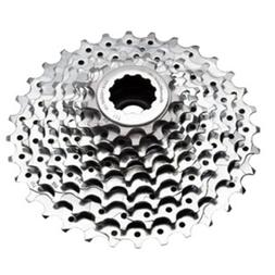 Sunrace CSM99 9-Speed Nickel Plated Spider Cassette with Loc