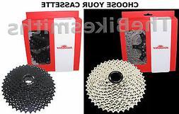 Black SRAM Sunrace CSMS1 11-34 10-Speed MTB Bike Cassette 11-34T fit Shimano