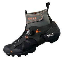 Lake Cycling 2017 Men's MXZ303-X Wide Mountain Cycling Shoes