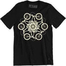 Cycling Fusion - Mountain Bike Gift Cycling biker Cyclist Ou