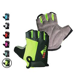 LuxoBike Cycling Gloves Bicycling Gloves Mountain Bike Glove