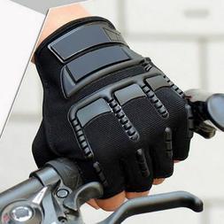 Cycling Gloves Mountain Bike Sport Gel Half Finger Gloves Mi